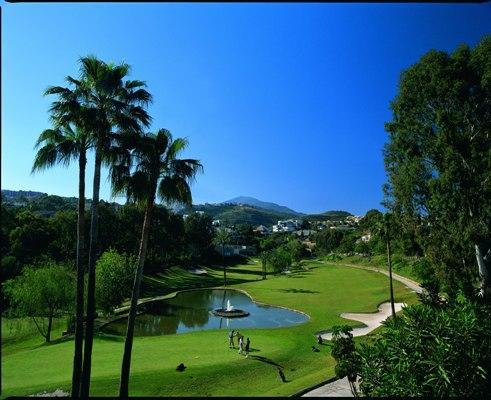 Campo de Golf de La Quinta en Marbella