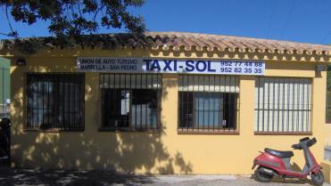 Oficinas de Taxisol