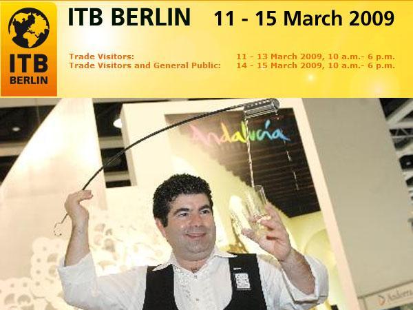 Promoción ITB Berlín