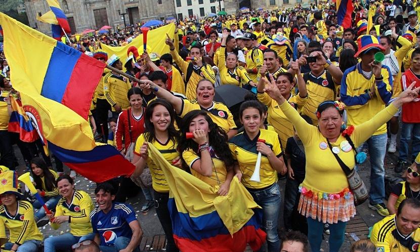 Colombia at ang kaugalian nito sa Colombia
