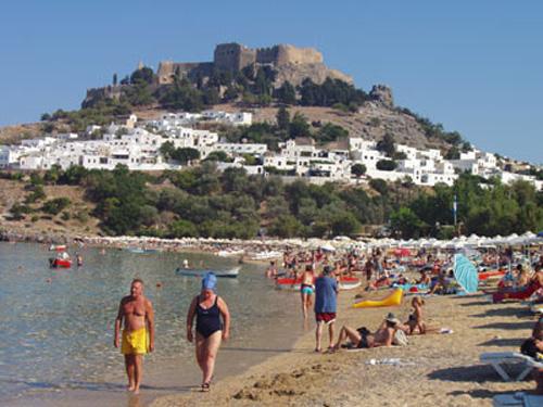 lindos-beach