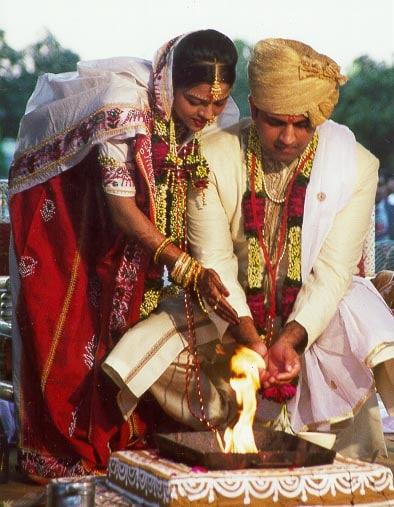 matrimonio en india2 Bodas en la India
