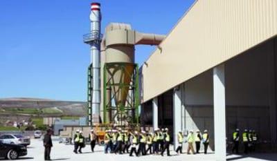 Planta de Biomasa y Forrajes