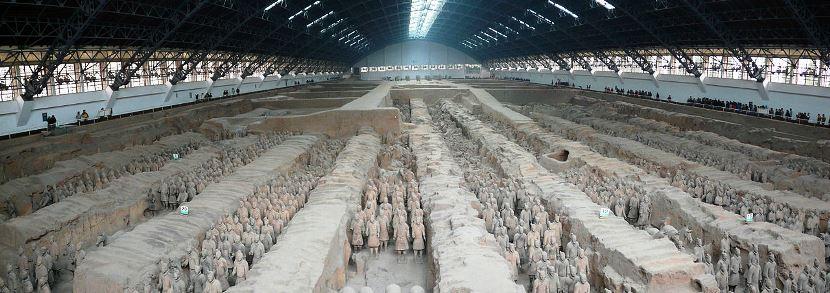 Soldados de terracota