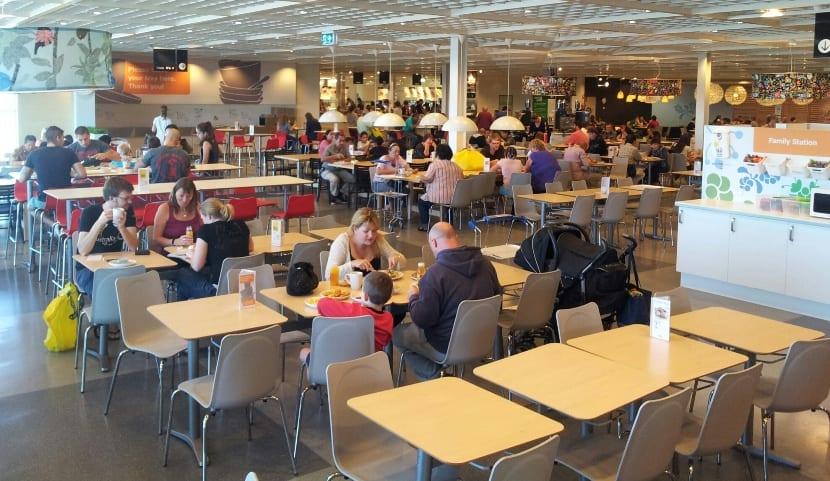 Restaurante en Suecia