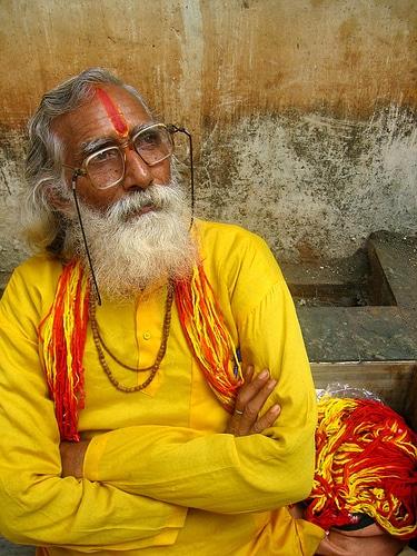 tilak4 Tilak, el lunar que llevan los hindúes en la frente (Parte 1)