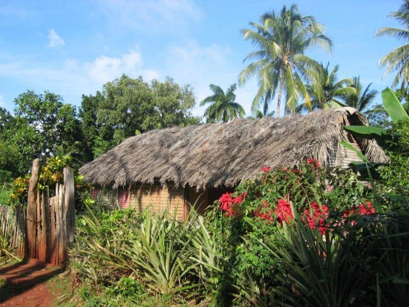 Vivienda Taína de Cuba