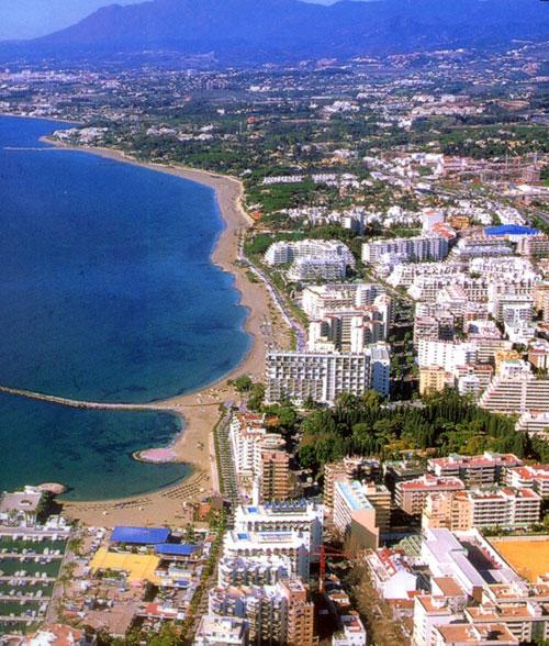 Marbella y su costa