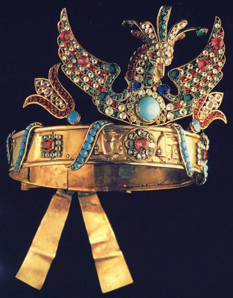 corona-egipcia