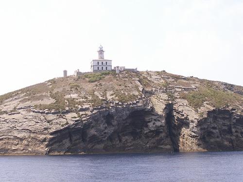 Faro de las Islas Columbretes