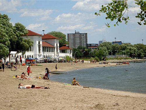 Playa sunnyside beach