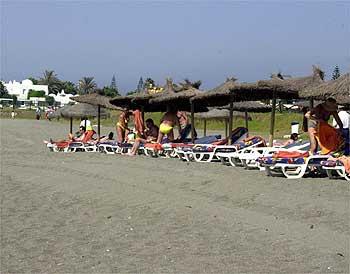Playa de Guadalmina