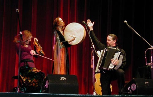 bodhran-on-stage
