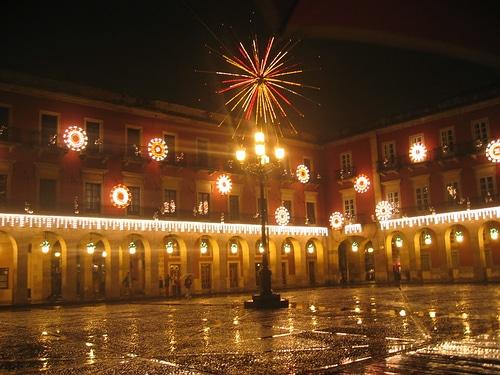 Gijón, Plaza del Ayuntamiento
