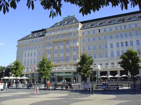 Hotel Carlton de Bratislava