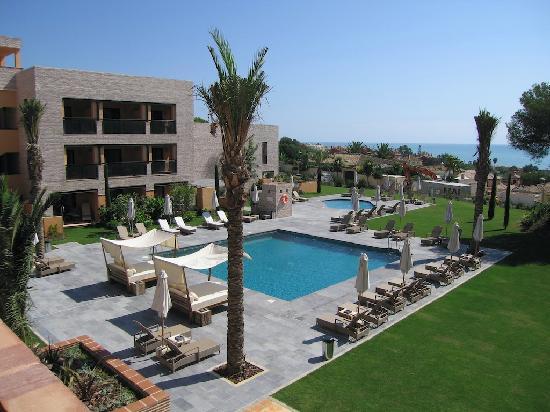 Hotel Estrella de Mar, vista exterior