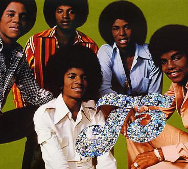 Los Jackson Five, en el centro Michael
