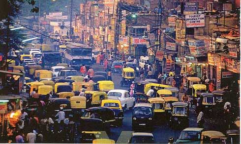 Nueva Delhi, origen del Stand de Jade, Indian Life Style