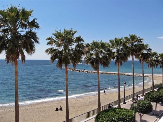 Paseo Marítimo Marbella