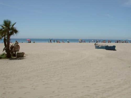 Playa de El Cable