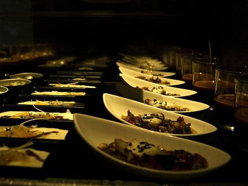 Restaurante La Moraga. Selección de Tapas