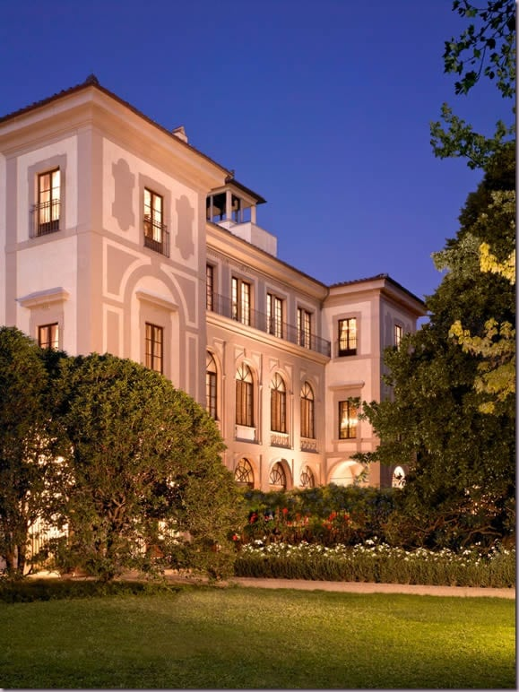 El mejor hotel de lujo para parejas for Hoteles para parejas
