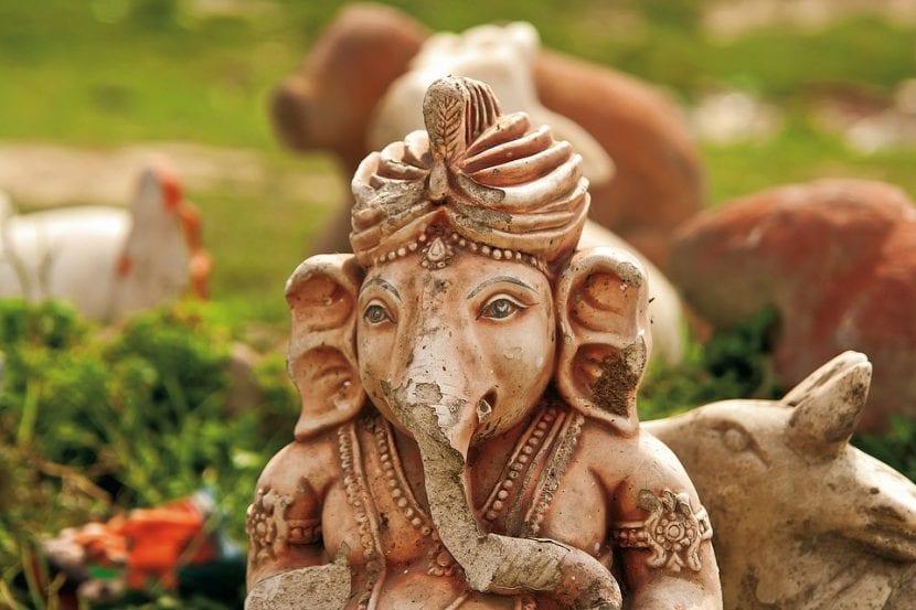 ganesha es típico en la cultura India
