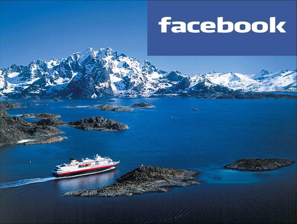 el turismo noruego en facebook