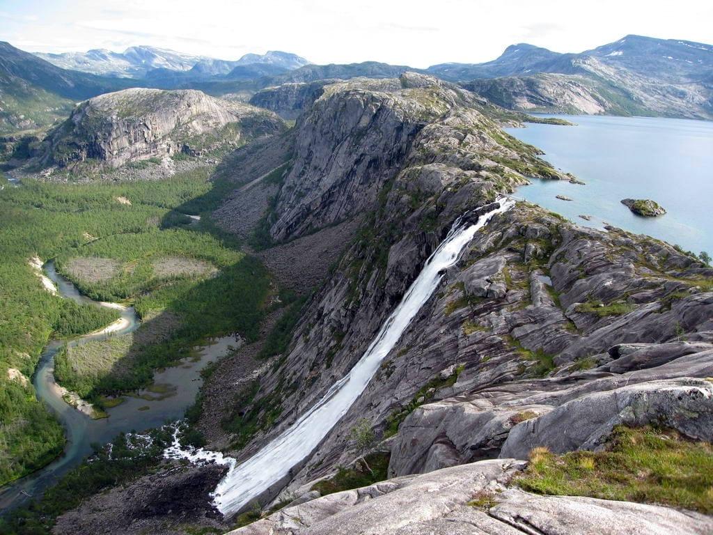 Parque Nacional Stora Sjöfallet