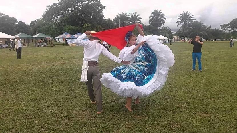 sanjunaero baile