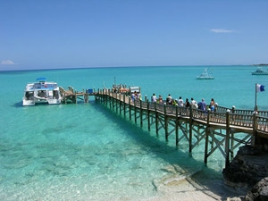 Viaje en bote desde Miami a las Bahamas