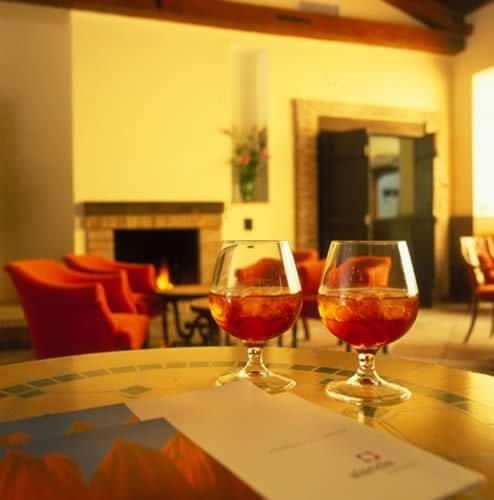 Salon del Alanda Club de Marbella