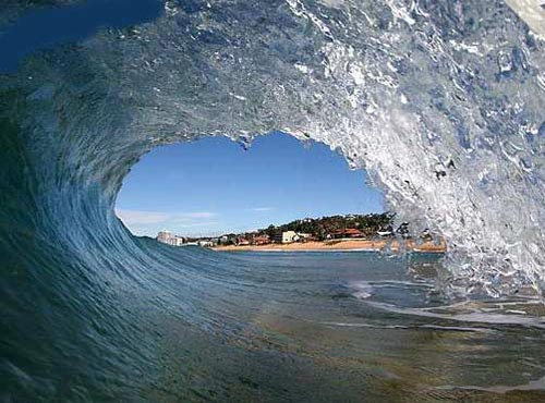 australia surf 2008 Parque Nacional Boodaree, playas, aborígenes y surf