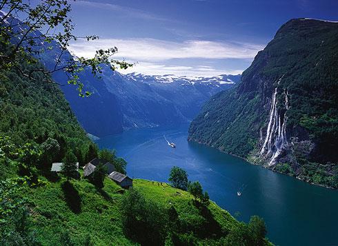 noruega3 Viajes a Noruega en verano
