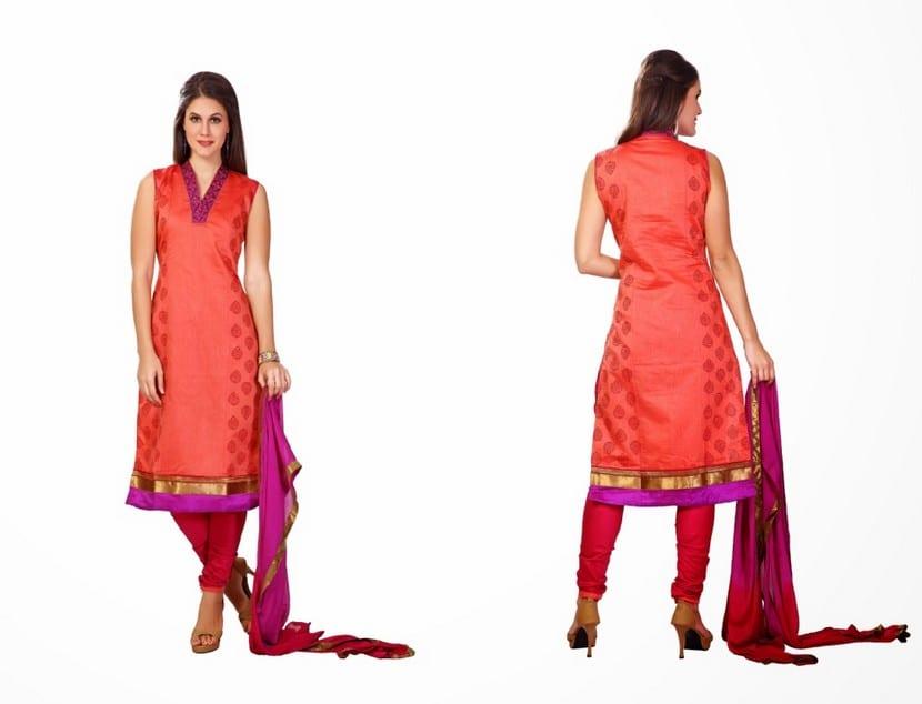 Los Zaraguelles mujeres hindues
