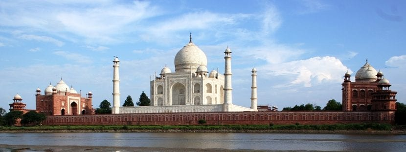 Taj Mahal, uno de las aportaciones de la India al mundo
