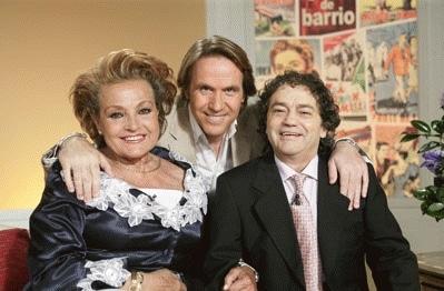 """Carmen Sevilla y Joselito en """"Cine de Barrio"""""""