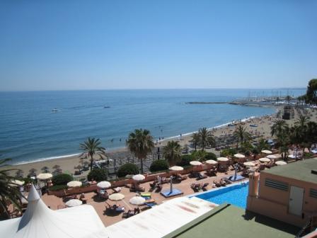 Playa de Venus de Marbella
