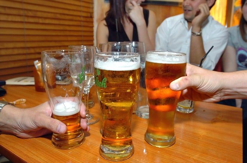 Cerveza, una de las bebidas típicas de Inglaterra