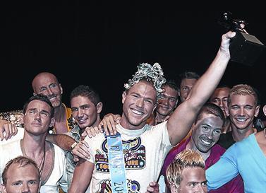 En Melbourne se celebran una serie de eventos gay como el Gay Midsummer ...