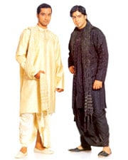 Indian Dhoti Kurta