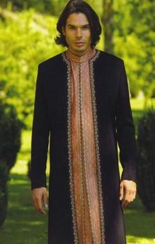 hombres3 Vestimenta de los hombres en India