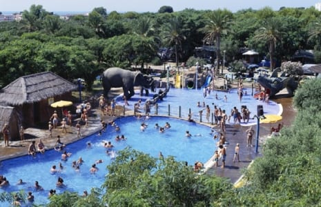 Lujoso camping resort en tarragona - Camping con piscina climatizada en tarragona ...
