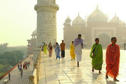 ropa Vestimenta de la India
