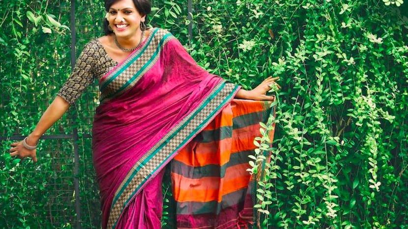 Sari, ropa India típica