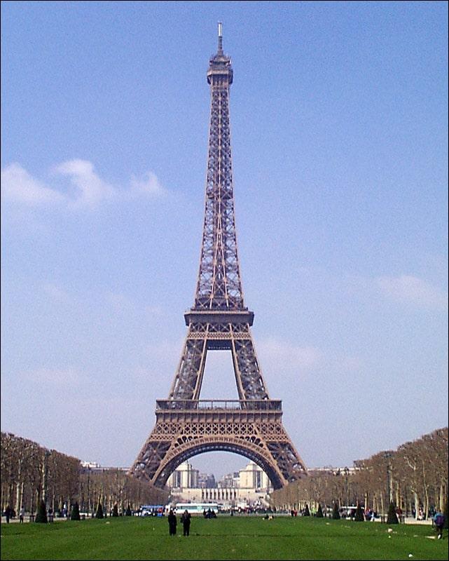 Torre Eiffel, 1889