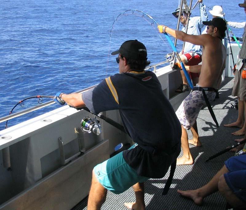 Competición de Pesca Jigging