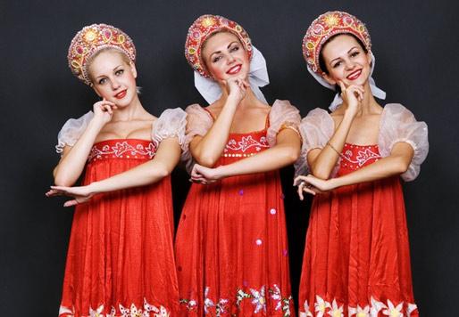Vestimenta Rusa -I La tradicional vestimenta rusa El pañuelo, un ...