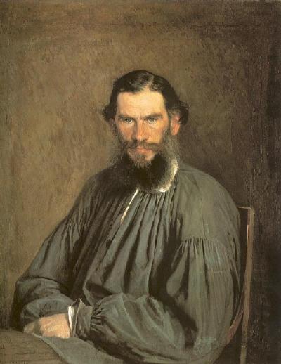 0A Leon Tolstoi Retrato