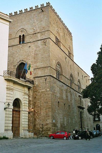 Palazzo-Chiaramonte